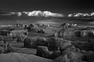 2019 Group Show: Mitch Dobrowner – Monument Valley, 2014