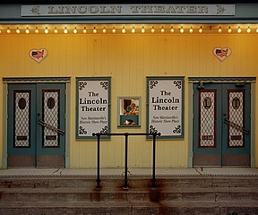 Aaron Blum: Lincoln Theater, 2010