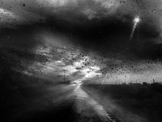 Angela Bacon-Kidwell: Until the Veil Was Torn, 2014