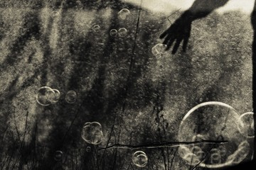 Angela Bacon-Kidwell: Bubbles, 2009