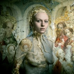 Bear Kirkpatrick: Nicole: After the Master of Saint Veronica, 2014