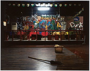 Beatrix Reinhardt: Club 13 - Punk Club, Beijing, China, 2005