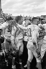 Burt Glinn: Highschool Football Game, Seattle, 1955