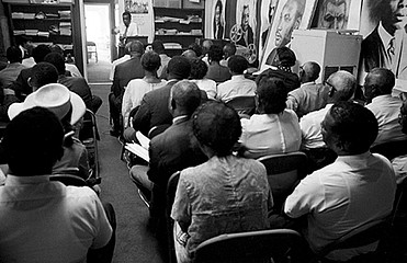 Christopher R. Harris: NAACP Meeting, 1970