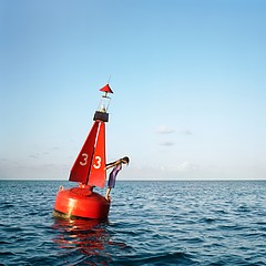 Cig Harvey: The Channel Marker, 2007