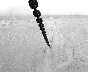Claudio Cambon: Paid Out Anchor Chain, 1998