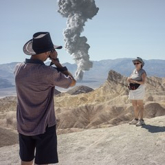Clay Lipsky: Atomic Overlook : 23, 2014