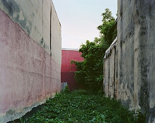 Daniel Traub: Lot, North Douglass Street and West Susquehanna Avenue, North Philadelphia,