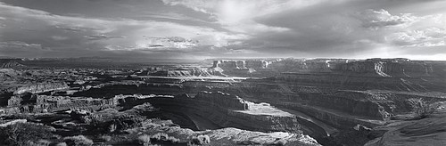 David H. Gibson: Magnificent Dead Horse Point, Moab, Utah, 1991