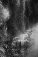 David H. Gibson: Water Cascade, 07 1686, British Columbia, Canada
