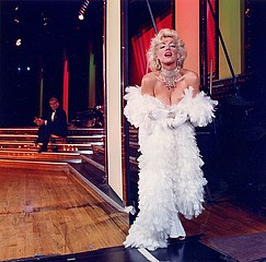 David Graham: Sydney Revere as Marilyn Monroe, Las Vegas, NV, 1991