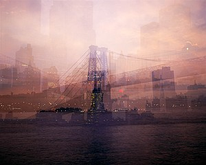 Doug Keyes: Harbor Lights, New York, 2007