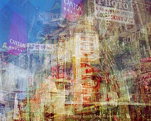 Doug Keyes: Chinatown, San Francisco, 2004