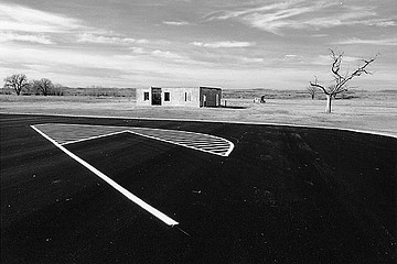 Drex Brooks: Sweet Medicine: Council Grounds and Agency at Ft. Laramie, Wyoming, 1987