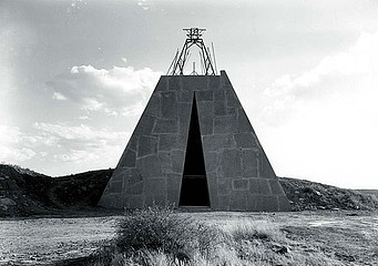 Edward Ranney: Star Axis, NM, 10-27-99, 1999