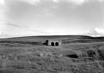 Edward Ranney: Lime Kiln, Northumberland, UK, 1982