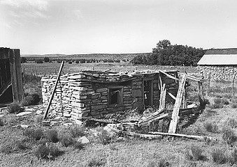 Edward Ranney: Anton Chico, NM, 1987