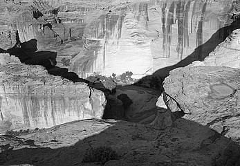 Edward Ranney: Canyon del Muerto, Arizona, 1988