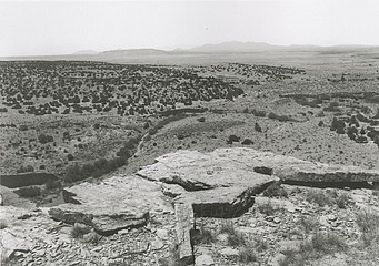 "Edward Ranney: The Galisteo Basin, From the ""Fortified Mesa,"" New Mexico, 2009"