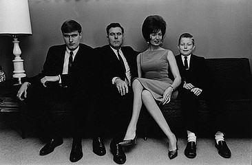 Elliott Erwitt: Family, USA, 1962
