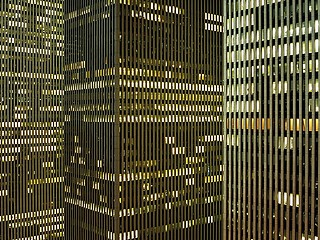 Eric Percher: Norm's Office, 6th Avenue, 2008