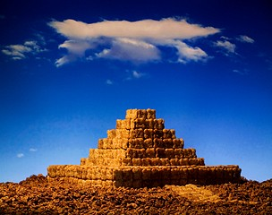 Ernie Button: Pyramid of S'mores Cereal, 2012