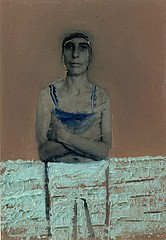 Holly Roberts: Swimmer, 1998