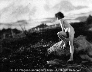 Imogen Cunningham: On Mount Rainier 7, 1915