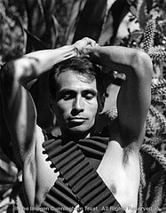 Imogen Cunningham: Jose Limon, Dancer, 1939