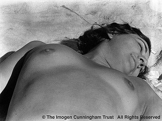 Imogen Cunningham: Alta on the Beach 2, 1920