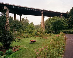 Jeff Rich: Garden, North Toe River, Spruce Pine, North Carolina, 2007