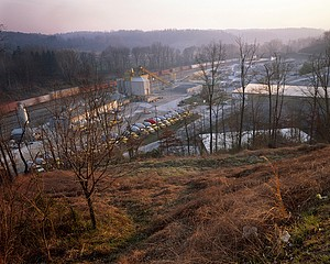 Jeff Rich: Cement Plant, Asheville, North Carolina, 2006