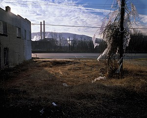 Jeff Rich: BASF Factory, Hominy Creek, Enka, North Carolina