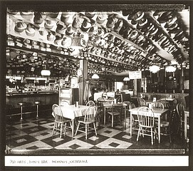 Jim Stone: 950 Hats, Don's Bar: Memphis, Nebraska, 1983