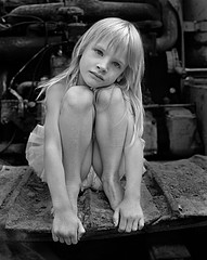 Jock Sturges: Misty Dawn, Northern California, 1983