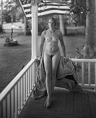 Jock Sturges: Misty Dawn, Northern California, 2007