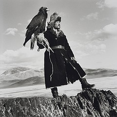 John Delaney: Eagle Hunter #9, 2008