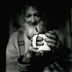 Jon Edwards: Mug-Up, Monmouth, Maine, 2006