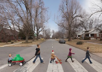 Julie Blackmon: Thin Mints