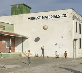 Julie Blackmon: Midwest Materials, 2018