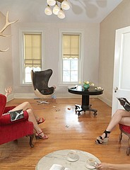 Julie Blackmon: Book Club