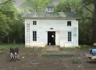 Julie Blackmon: Fixer Upper, 2018