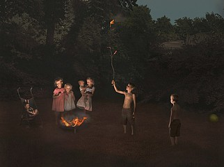 Julie Blackmon: Fire
