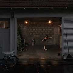 Julie Blackmon: Garage