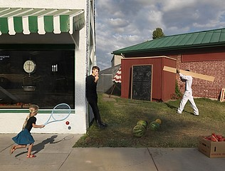 Julie Blackmon: Homegrown Food