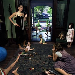 Julie Blackmon: Play Group, 2005