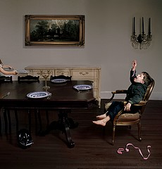 Julie Blackmon: Bubble Tape, 2005
