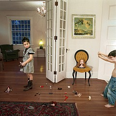Julie Blackmon: Bratz Dolls, 2005