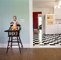 Julie Blackmon: High Chair, 2006