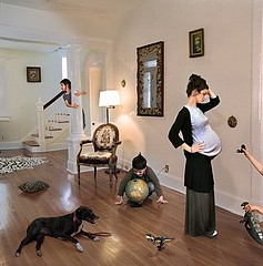 Julie Blackmon: Broken Toy, 2006